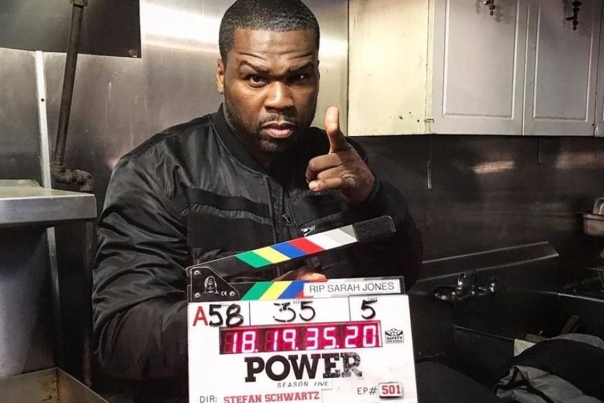 "50 Cent Fights To Keep ""Power"" On In New York"