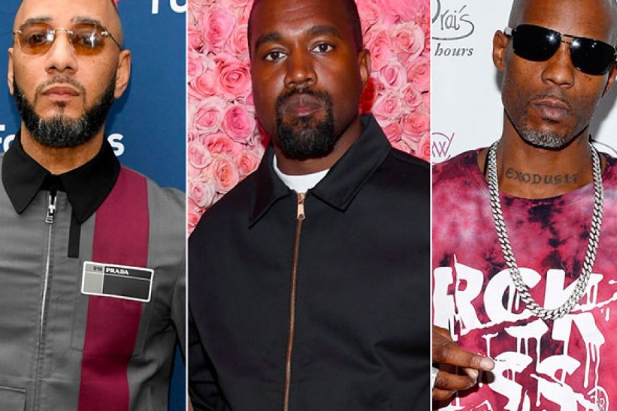 Swizz Beatz Asks Kanye West To Attend DMX Funeral