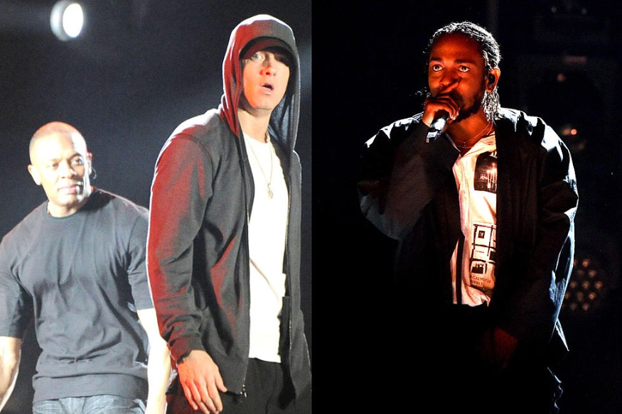 Possible Dr Dre, Kendrick Lamar and Eminem Album On The Way