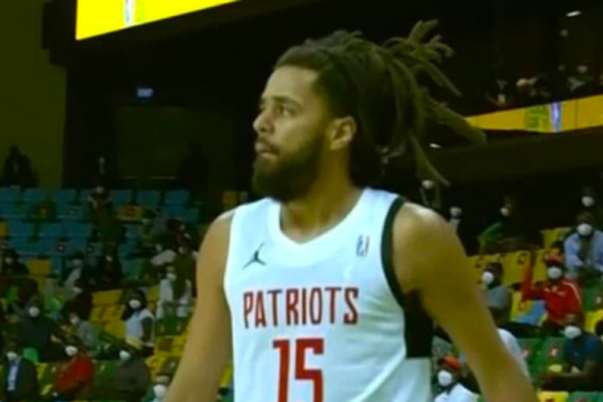 Pro Basketball Debut For J. Cole